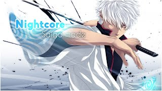 |Nightcore| Gintama 2015 ED 2 Saigo made II Aqua timez