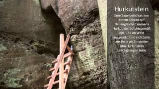 preview picture of video 'Hurkutstein bei Reinhausen'