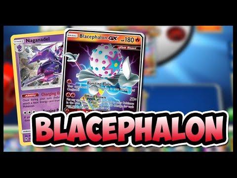 Blacephalon GX – Pokemon TCG Online Gameplay