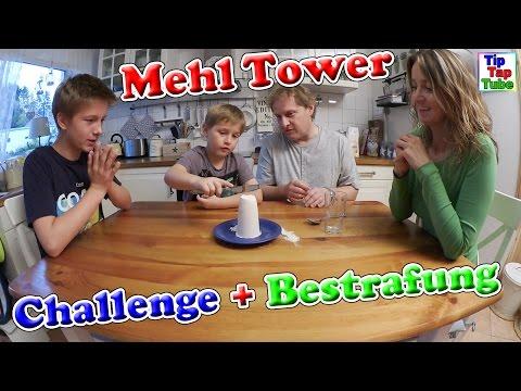 Mehl Tower Challenge TipTapTube
