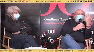 """Massimo Cocchi: """"Il demone colesterolo"""""""