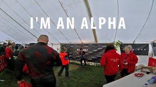 Winter Wolf Run 2017 - OCR Running - I'm an Alpha