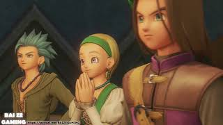 Dragon Quest XI 125   Temple of Dawn! Majin Creatures Appear! Seedling Yggdrasil!