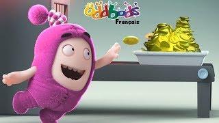 MONSIEUR LOUFOQUE - Oddbods Français