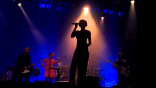 Geike - Dizzy with wonder (Anja Garbarek cover) @ De Roma (Antwerpen) 04-05-2012