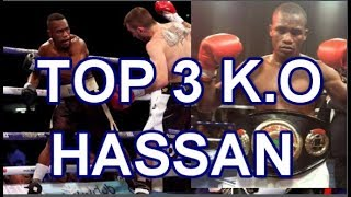 TOP 3 BEST KNOCKOUT (K.O) BY HASSAN MWAKINYO IN TANZANIA