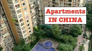 Apartment Complexes in China | Chengdu, Sichuan, China | This is China