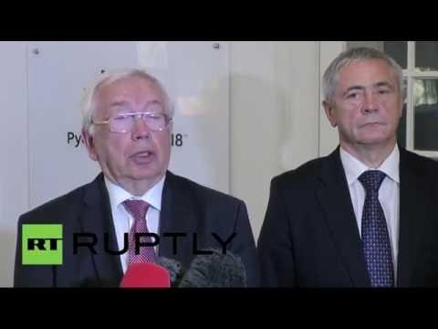 Пресс-подход руководства ПКР по итогам заседания Исполкома МПК