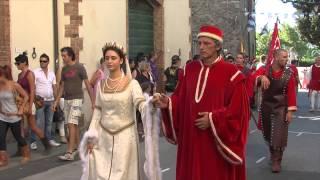 preview picture of video 'PALIO DEI CIUCHI di CAMPAGNATICO, 54° Edizione, 2011, Parte 4 di 5'