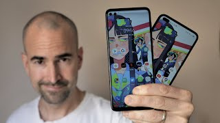 Motorola Moto G 5G Plus vs Realme X50 5G - Best Budget £300 Phones Compared