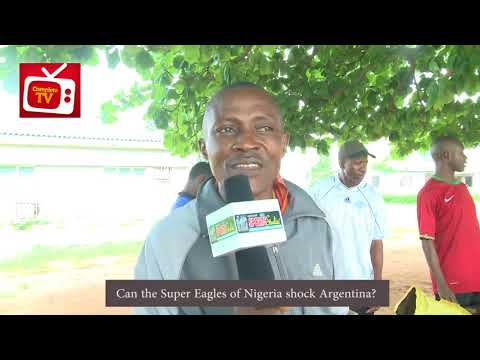 Argentina vs Nigeria: What Nigerians Expected Prior to the Friendly Match