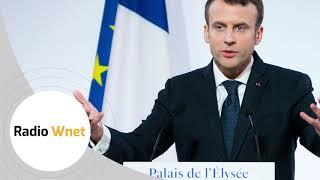 Macron wprowadza godzinę policyjną! Stefanik: Został ogłoszony stan wyjątkowy we Francji