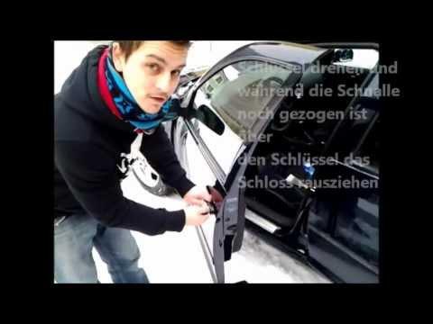 Schließzylinder wechseln VW Golf 4 IV 1J1 Bj.:1998 Aus-/Einbauanleitung