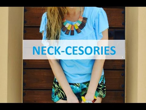 Fashion Necklaces Collection