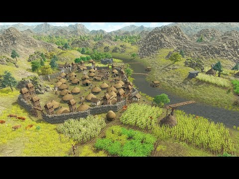 Dawn of Man | Ep. 1 | Ancient City Building for Cave Men | Dawn of Man City Building Tycoon Gameplay