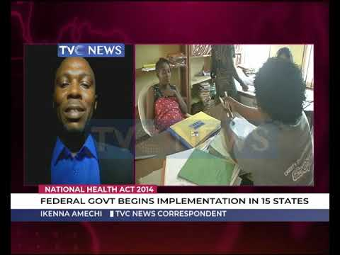 Ikenna Amaechi speaks on Delta State Health Insurance Scheme