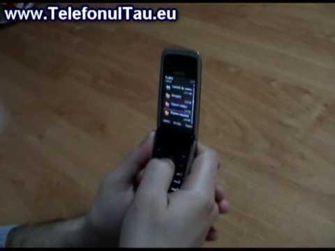 Nokia 6600 Fold hands on