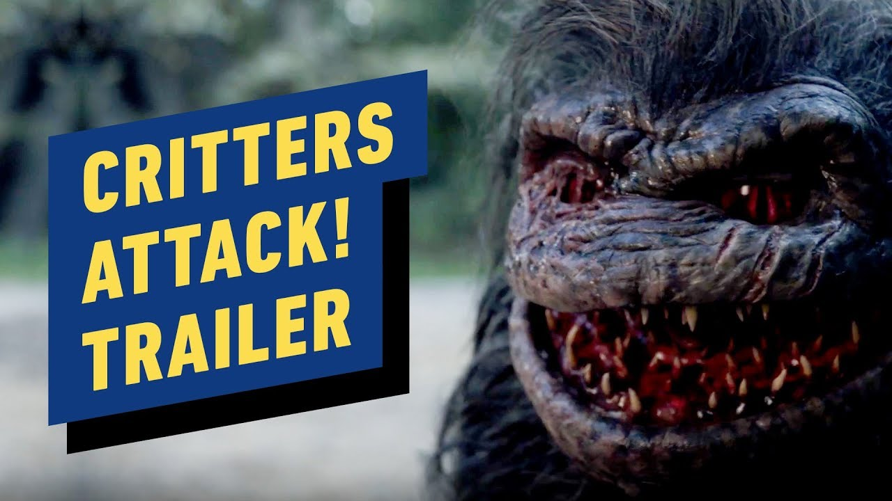 Critters Attack (2019)