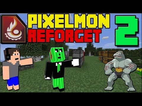 CHYTÁME POKÉMONY! Minecraft:Pixelmon Journey #02