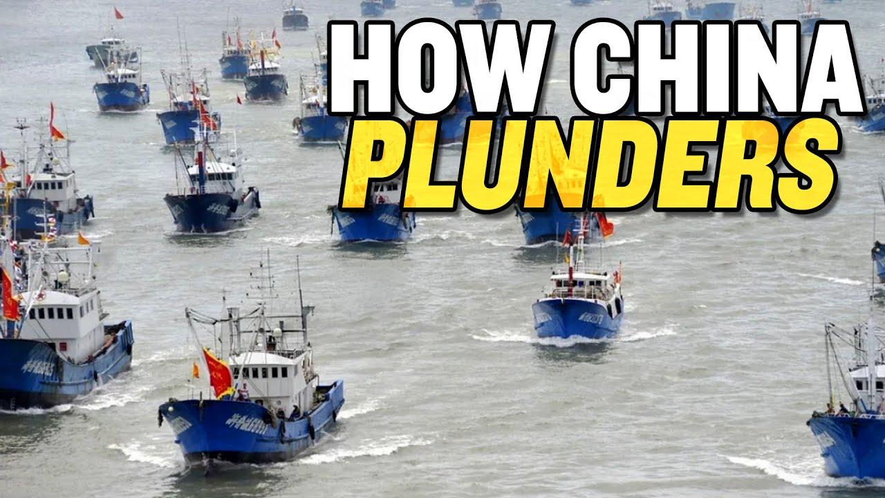 China's Global Fishing Wrecks Economies and the Ocean thumbnail