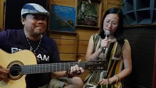 HẠNH AnAn & TOÀN NGUYỄN  hát NHƯ CÁNH VẠC BAY - Trịnh Công Sơn