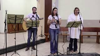 Canto de Glória - Missa do 27º Domingo do Tempo Comum e 5º Dia da Novena a Nossa Senhora Aparecida (07.10.2018)
