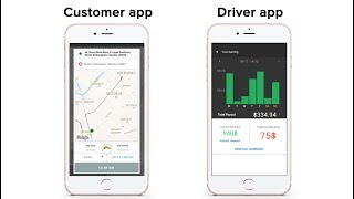 How to Build Uber Like App Under 2 Minutes - RebuStar