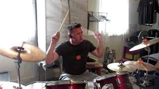 Skillet   Save Me   Drum Cover