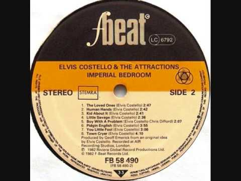 """, title : 'Elvis Costello and The Attractions """"Kid About It""""'"""