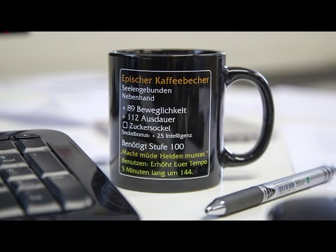 World of WarCraft: Epischer Kaffeebecher (seelengebunden)