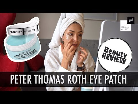 PETER THOMAS ROTH EYE PATCH REVIEW | Cat Arambulo-Antonio