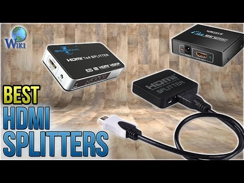 10 Best HDMI Splitters 2018