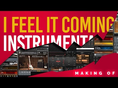 The Weeknd - I Feel It Coming ft. Daft Punk (Making of)