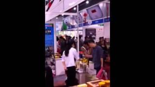 preview picture of video 'شركة طيبة  السورية في معرض ايوو الصين'