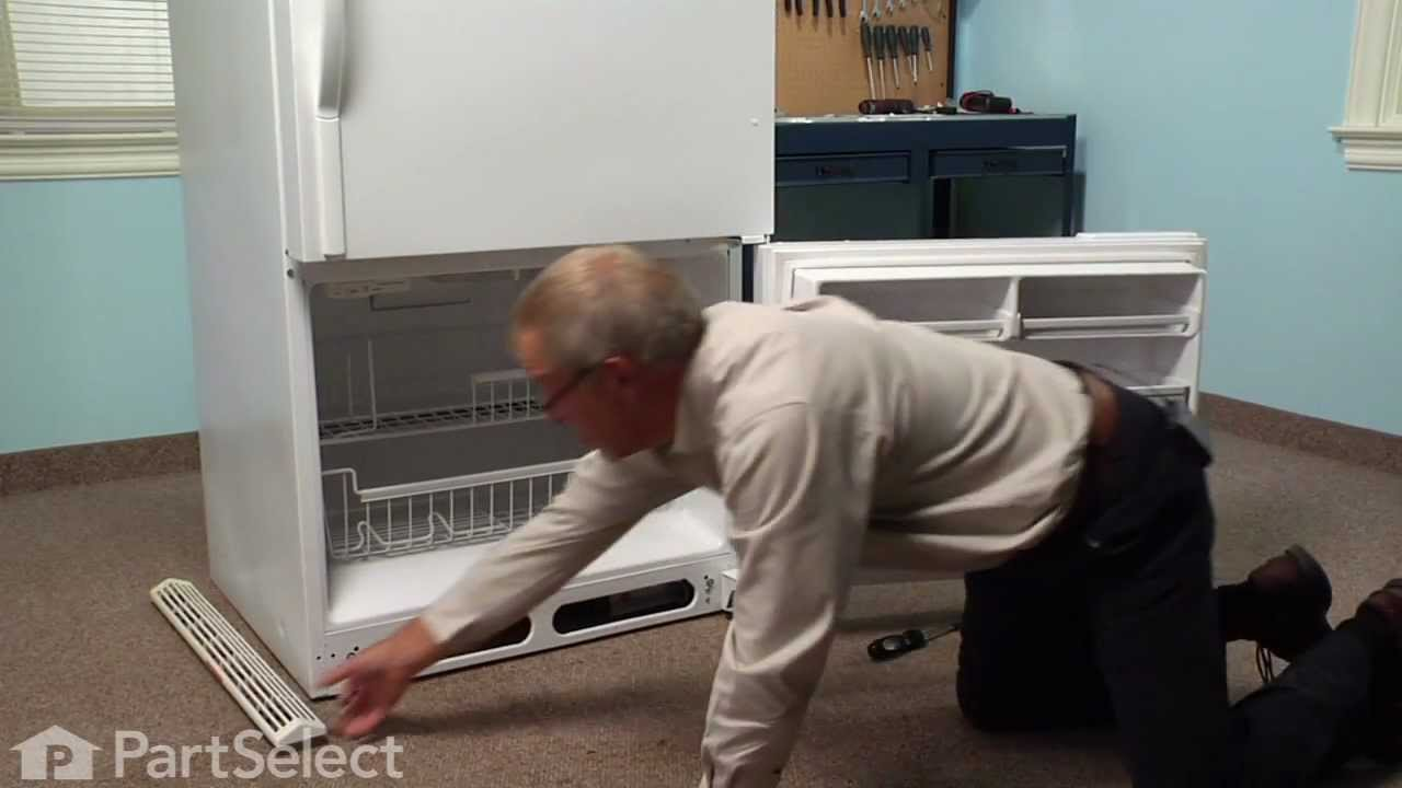 Replacing your Amana Refrigerator Defrost Timer Kit - 120V 60Hz