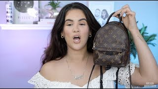 What's In My Tiny Backpack | Nicole Guerriero