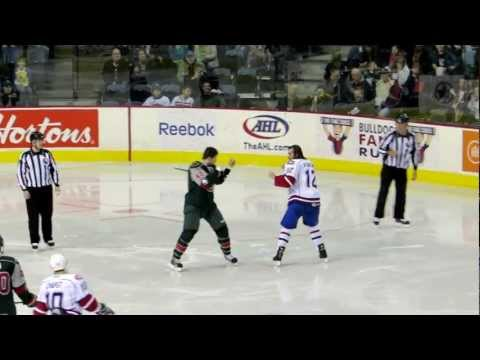 Matt Kassian vs Zack Stortini