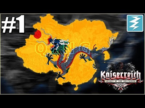 Download QING CHINA IS BROKEN [1] Kaiserreich Qing China