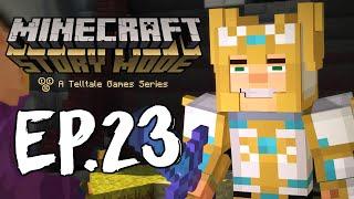 Minecraft: Story Mode - Эпизод 8 - КОНЕЦ ИГРЫ?!
