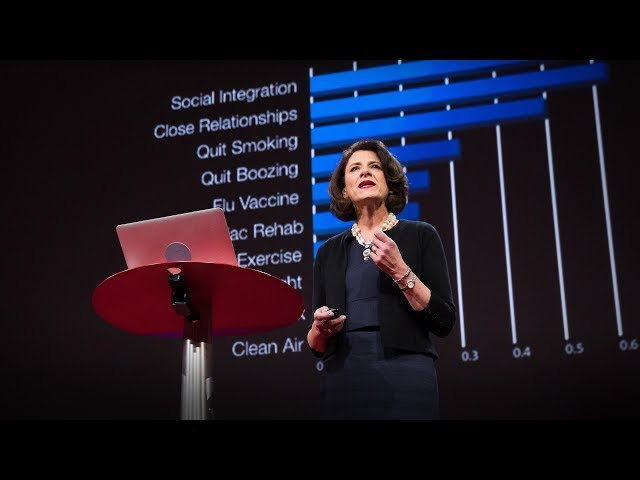 The secret to living longer may be your social life | Susan Pinker