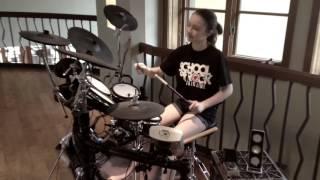 Abigail Drums - Smells Like Teen Spirit