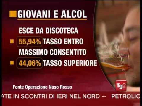 Il documentario su alcolismo