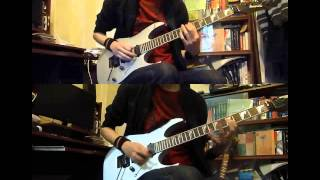 Children of Bodom - Was It Worth It? (cover - 2 guitars + solo)