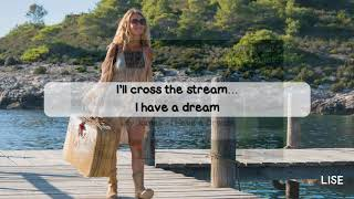 Mamma Mia! Here We Go Again - I Have a Dream (Lyrics Video)