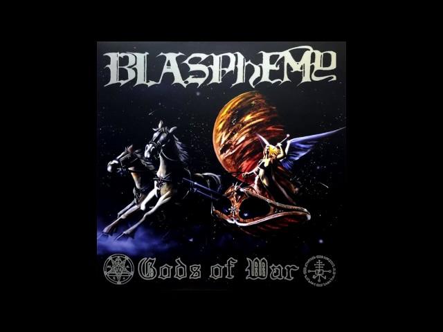 Blasphemy - Gods of War Full Album (cd-rip)