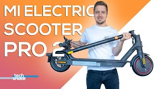 Xiaomi Mi Electric Scooter Pro 2 - Unboxing und alle Informationen