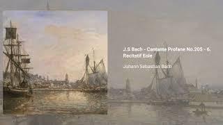 Cantata ''Zerreißet, zersprenget, zertrümmert die Gruft'', BWV. 205