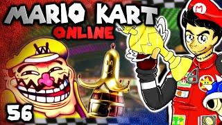 Hands off the PeePee! (Mario Kart 8 Online: The Derp Crew - Part 56)