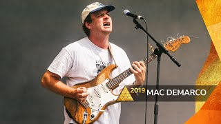 Mac DeMarco   All Of Our Yesterdays (Glastonbury 2019)