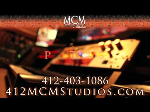 2013 Pittsburgh Recording Studio Commercial for MCM Studios - Middle Class Millionaires